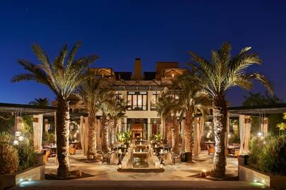 Four Seasons Resort Marrakech, Morocco