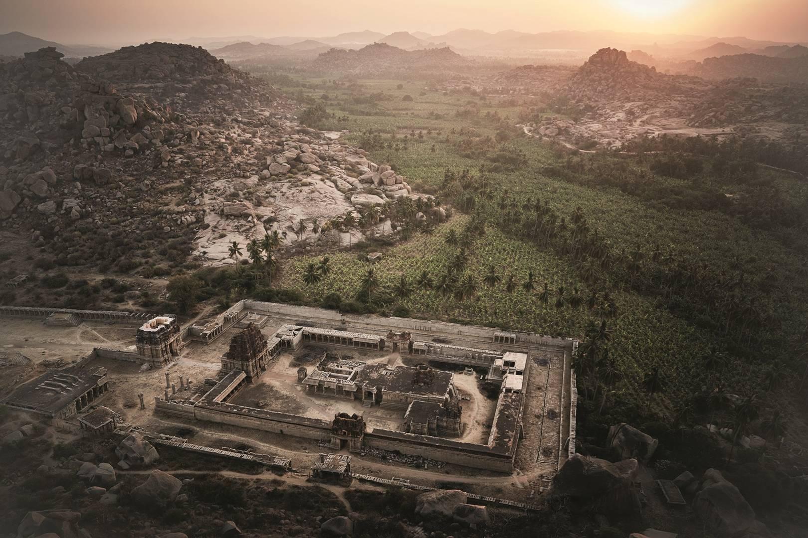 589c07684c1 Heavenly Hampi  India s lost temple city