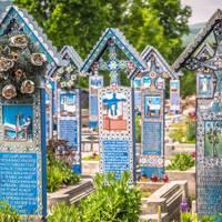 Cimitirul Vesel (Merry Cemetery), Sapanta