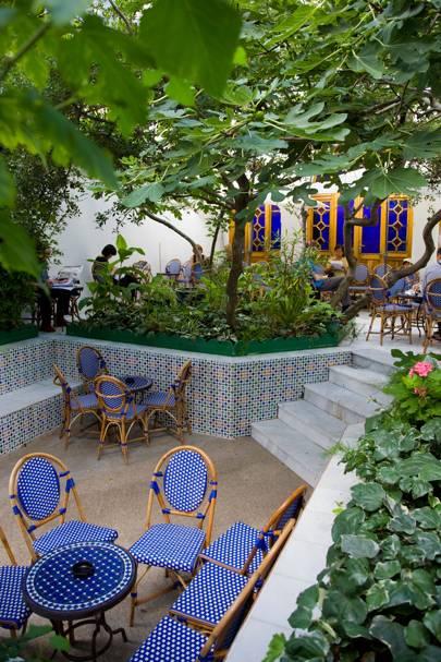 Salon de Thé de la Grande Mosquée de Paris