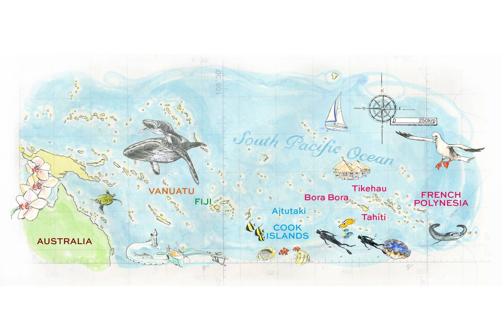 South Pacific hotels   Holidays in French Polynesia, Fiji, Vanuatu ...