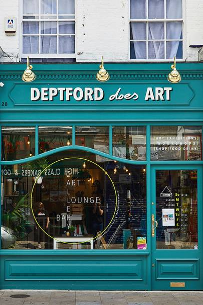 Deptford Does Art