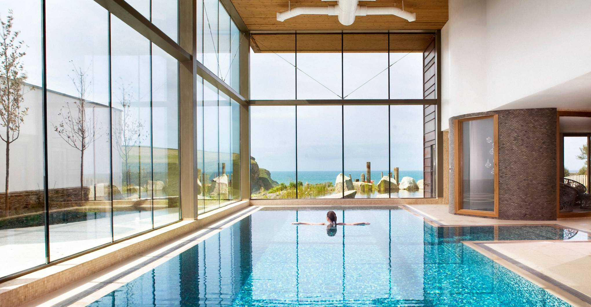 Win a spa break in Cornwall