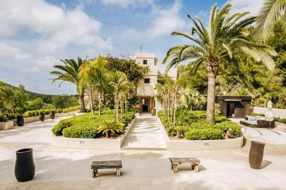 Villa Jacinto, Sant Francesc de s'Estany, Ibiza