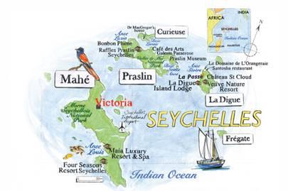 Seychelle's lowdown