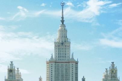 Stalin's skyscrapers