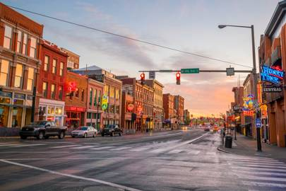9. Nashville