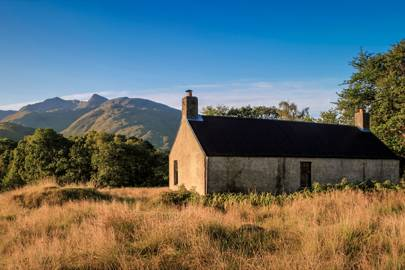 Cadderlie, Loch Etive,Taynuilt, south-west Highlands
