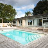 Pool house, Cotswolds