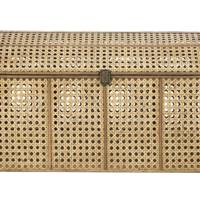 6. The rattan trunk