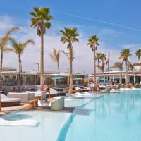Marina Beach Club, Valencia, Spain