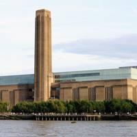 Art galleries in London