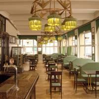 8. Hole up in a boho grand café