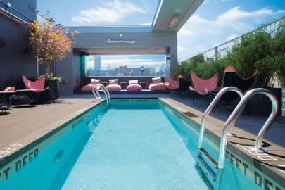 The best rooftop bars in new york usa cn traveller for La piscine new york