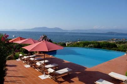 Corsica: Villa Mathilde