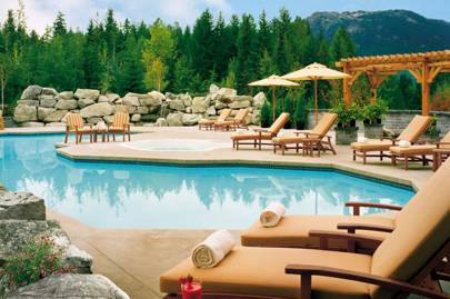 Four Seasons Resort Whistler, Canada