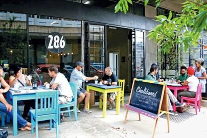 Cafes in Maboneng, Johannesburg