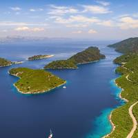 7. Go back to nature in Mljet