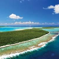 Tetiaroa atoll, French Polynesia