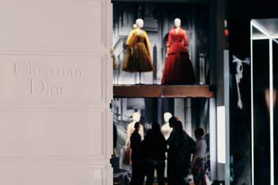 c33ca0dfc83 The making of  Christian Dior Designer of Dreams  exhibition at the V A