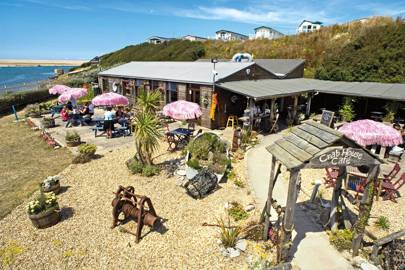 The Crab House Café, Wyke Regis, Dorset