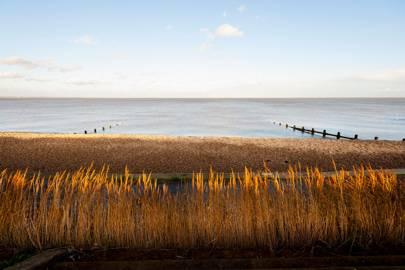 4. Isle of Grain Beach, Kent