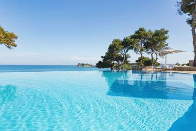 2. Sani Club in Halkidiki, Greece, is offering a complimentary full-board upgrade including airport transfers