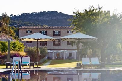 Castell Son Claret hotel in Mallorca