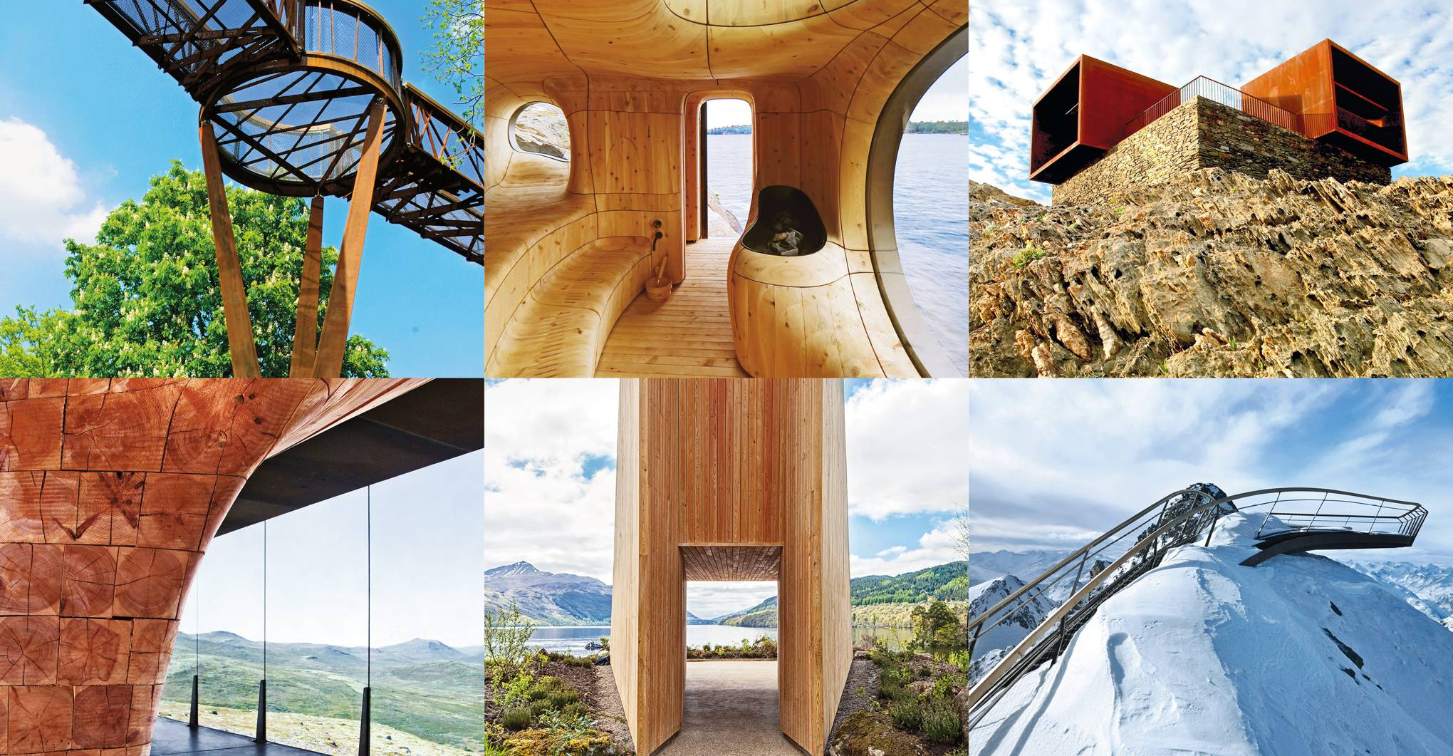 The architecture trend: mind-bending viewpoints