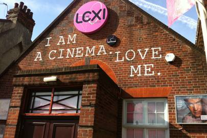 14. The cinema – The Lexi, Kensal Rise