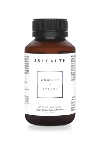 JSHealth anxiety and stress tablets