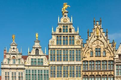 25. Antwerp, Belgium