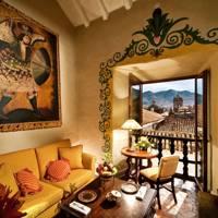 Hotel Monasterio, Peru