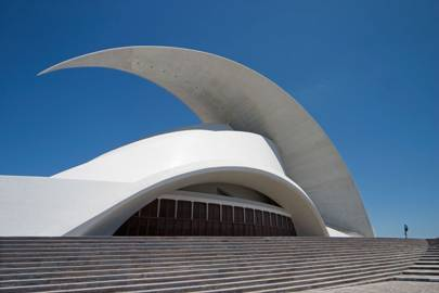 Auditorio de Tenerife, Spain