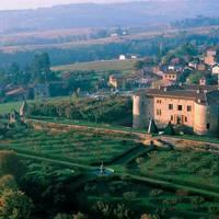 Château de Bagnols France