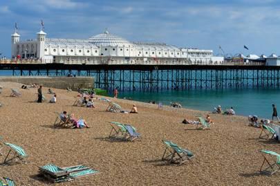 Lick, Brighton