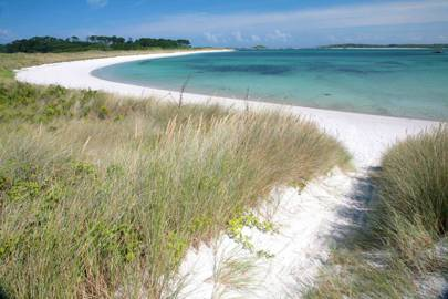 Pentle Bay, Scilly Isles