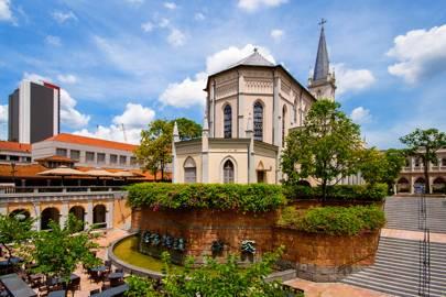 CHIJMES Hall, Singapore