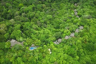 Lapa Rios Ecolodge, Puerto Jiménez, Costa Rica