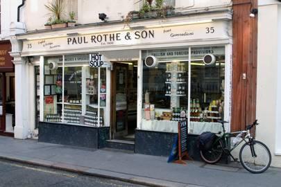 Paul Rothe and Son, Marylebone