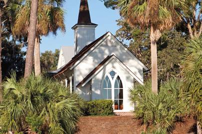 Chapel of Palmetto Bluff