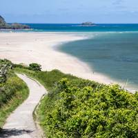 3. Tregirls, Padstow's secret beach