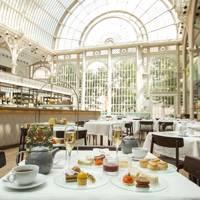 Tea at the Royal Opera House