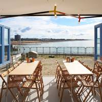 West Beach Café, Littlehampton, West Sussex