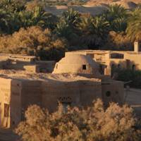 Al Tarfa Desert Sanctuary Lodge & Spa, Egypt