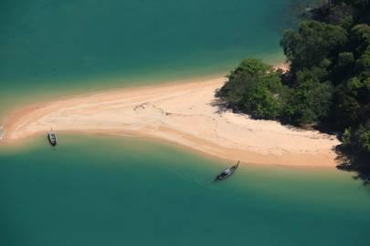 8. Thailand