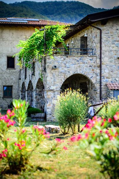 Podere Conti Agriturismo, Tuscany, Italy