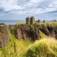 7. Dunnottar Castle, Aberdeenshire