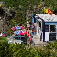 Barricane Beach Café, Woolacombe, Devon