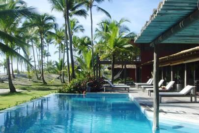 A melhor casa de praia em Canavieiras, Bahia
